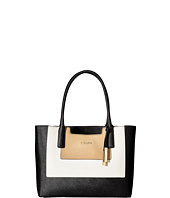 Calvin Klein - Key Item Saffiano Leather Tote