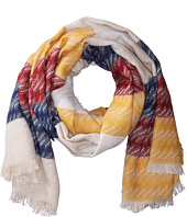 Bindya - Multicolor Stripe Scarf