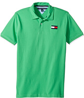 Tommy Hilfiger Kids - Jimmy Stretch Pique Polo (Big Kids)