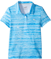 PUMA Golf Kids - Watercolor Polo (Little Kids/Big Kids)