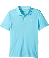PUMA Golf Kids - Essential Pounce Polo (Big Kids)