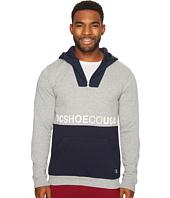 DC - Longden Half-Zip Pullover Hoodie