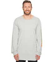 Timberland PRO - Extended Base Plate Blended Long Sleeve T-Shirt with Logo