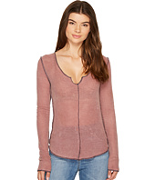 Project Social T - Elodie Seamed Mesh Long Sleeve