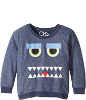 Chaser Kids - Reverse Fleece Poly Rayon Sweatshirt (Toddler/Little Kids)
