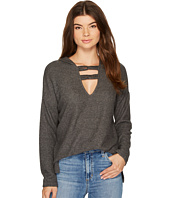 Project Social T - Carre Knot Neck Hoodie