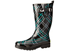 Chevy Plaid Rainboot