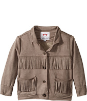 Appaman Kids - Ultra Soft Faux Suede Fringe Jacket (Toddler/Little Kids/Big Kids)