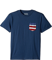 Rip Curl Kids - Staple Premium Pocket Tee (Big Kids)