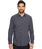 Calvin Klein Jeans - Long Sleeve Space Dyed Check Button Down Shirt
