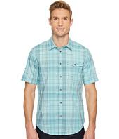Calvin Klein Jeans - Short Sleeve Plaid Button Down Shirt
