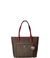 MICHAEL Michael Kors - Jet Set Item Medium Top Zip Snap Pocket Tote
