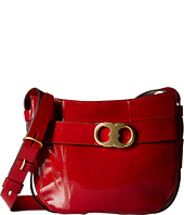Tory Burch - Gemini Link Patent Crossbody Bag