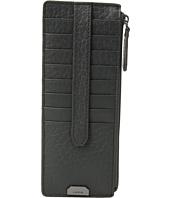 Lodis Accessories - Borrego RFID Under Lock & Key Credit Card Case with Zipper Pocket