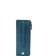 Lodis Accessories - Business Chic RFID Credit Card Case with Zipper Pocket