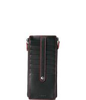 Lodis Accessories - Audrey RFID Joan Double Zip Card Case