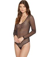 Cosabella - Bisou Texture Thong Back Bodysuit