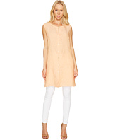Tahari by ASL - Sleeveless Linen Tunic