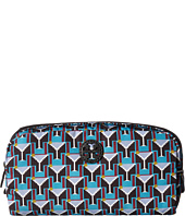Tory Burch - Printed Nylon Cosmetic Case