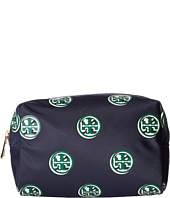 Tory Burch - Quinn Printed Brigitte Cosmetic Case