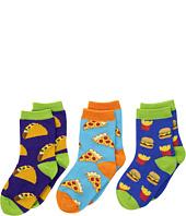 Socksmith - Yummy In My Tummy (Toddler/Little Kid/Big Kid)