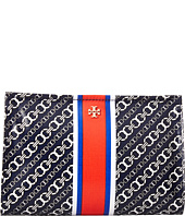 Tory Burch - Gemini Link Triangle Cosmetic Case