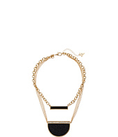 GUESS - Duo Necklace w/ Bar and Pendant