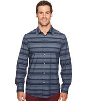 Perry Ellis - Wide Engineered Multi Stripe Shirt