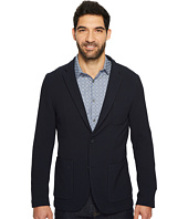 Perry Ellis - Slim Fit Stretch Texture Knit Jacket