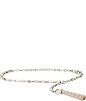 MICHAEL Michael Kors - Square Chain with Tassle and Logo Drop