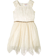 Nanette Lepore Kids - Novelty Shimmer Soutache Lace (Little Kids/Big Kids)