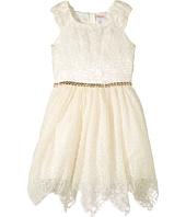 Nanette Lepore Kids - Novelty Shimmer Soutache Lace (Little Kids/Big Kids)