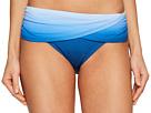 Hola Ombré Sarong Hipster Bikini Bottom