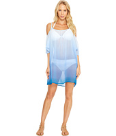 Bleu Rod Beattie - Hola Ombré Cold Shoulder Dress Cover-Up