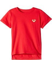 True Religion Kids - Hi Low Tee Shirt (Toddler/Little Kids)