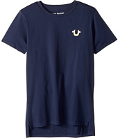 True Religion Kids - Hi Low Tee Shirt (Big Kids)