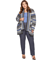NIC+ZOE - Plus Size Triangle Bliss Cardy