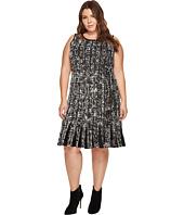 NIC+ZOE - Plus Size Boulevard Twirl Dress