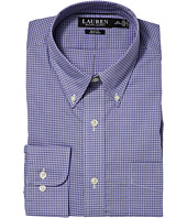 LAUREN Ralph Lauren - Slim Fit No-Iron Cotton Dress Shirt