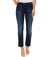 7 For All Mankind - Roxanne Ankle in Dark Riverside Drive