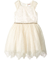Nanette Lepore Kids - Novelty Shimmer Soutache Lace (Toddler/Little Kids)