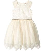 Nanette Lepore Kids - Novelty Shimmer Soutache Lace (Toddler/Little Kids)