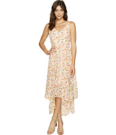 ROMEO & JULIET COUTURE - Floral Printed Empire Waist Maxi Dress