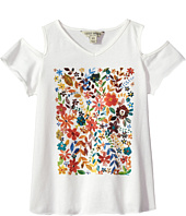Lucky Brand Kids - Penny Graphic Tee (Big Kids)