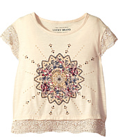 Lucky Brand Kids - Sloan Graphic Tee (Big Kids)