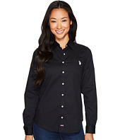 U.S. POLO ASSN. - Woven Pocket Shirt