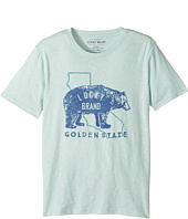Lucky Brand Kids - Golden State Short Sleeve Graphic Tee (Big Kids)