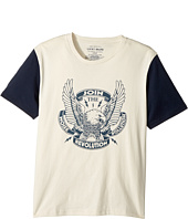 Lucky Brand Kids - Noise Pollution Short Sleeve Graphic Tee (Big Kids)