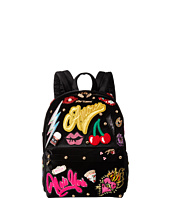 Betsey Johnson - Baby's Got Back Embellished Backpack