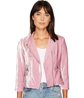 Rebecca Taylor - Velvet Moto Jacket